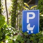 Parkplatz Hebammenpraxis Gernsheim