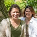 Hebamme Kathrin Weiser & Hebamme Nicole Sudheimer